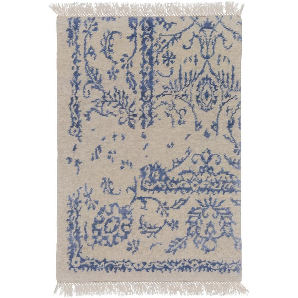 Cando Navy (Blue) 2 ft. x 3 ft. Accent Rug