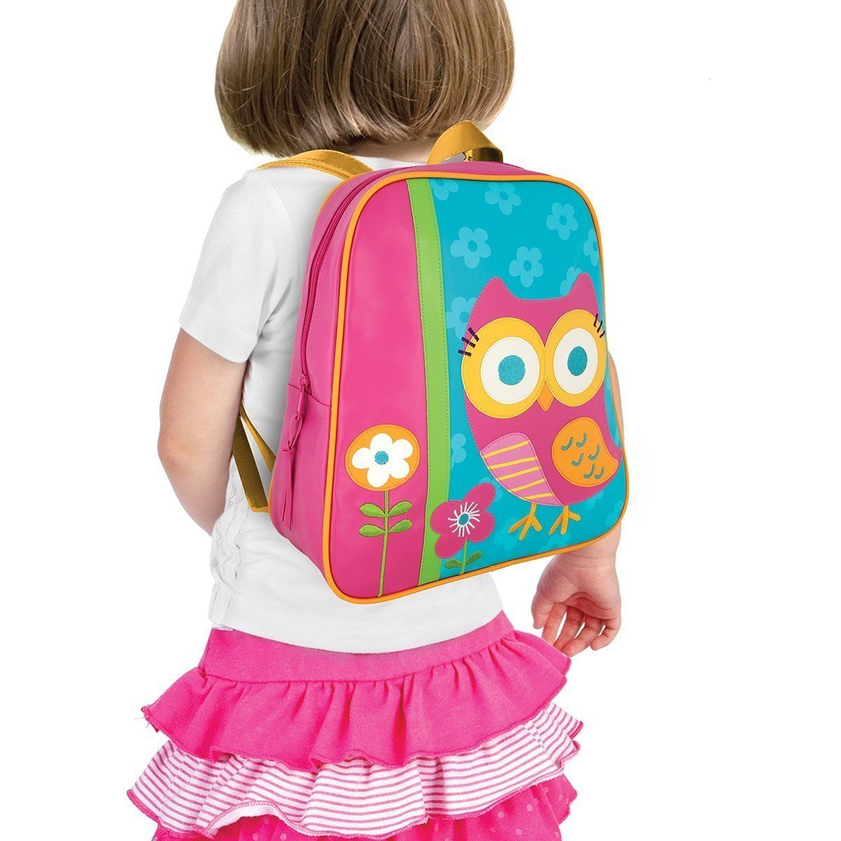 Stephen Joseph Owl Backpack  #StephenJoseph  #OwlBackpack  #Owls  #Backpacks  #School  #Kamisco