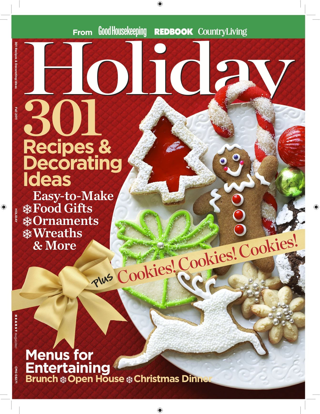 Holiday: 301 Recipes & Decorating Ideas