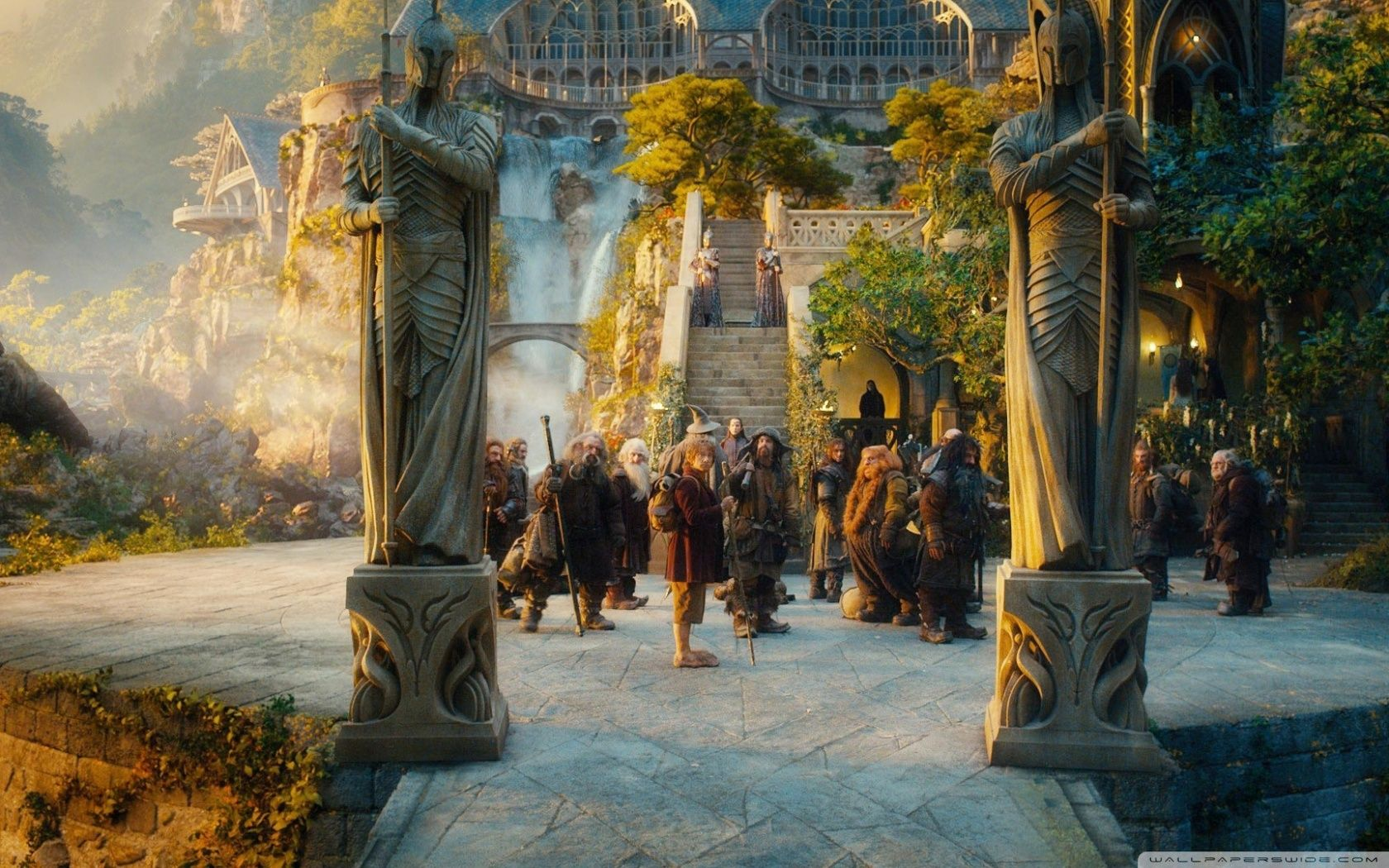 The Hobbit An Unexpected Journey Wallpaper Desktop Hobbit An Unexpected Journey An Unexpected Journey The Hobbit