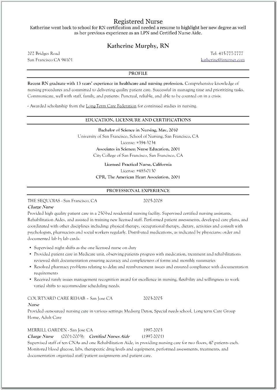 Critical Care Rn Resume Best Of Related Image From Rn