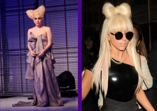 Lady Gaga Hair Bow Costume Ideas #Lady Gaga Halloween Costume Ideas # Halloween #Costumes  sc 1 st  Pinterest & Lady Gaga Hair Bow Costume Ideas #Lady Gaga Halloween Costume Ideas ...