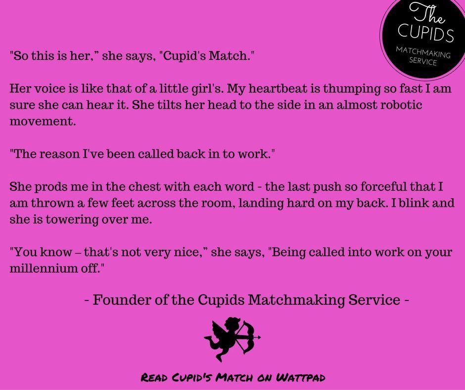 CW Matchmaking