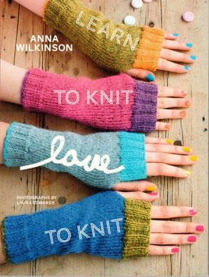 Learn to Knit and Build Your Skills with This Fun Book