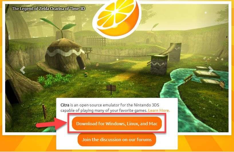 Citra 3DS Emulator is the most favorite and a user-friendly