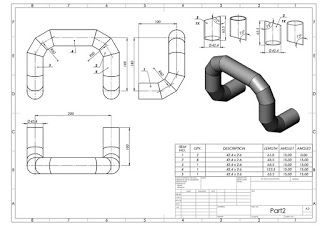 Solidworks Free Complex Models And Drawings In 2020 Mechanical Engineering Design Autocad Isometric Drawing Solidworks