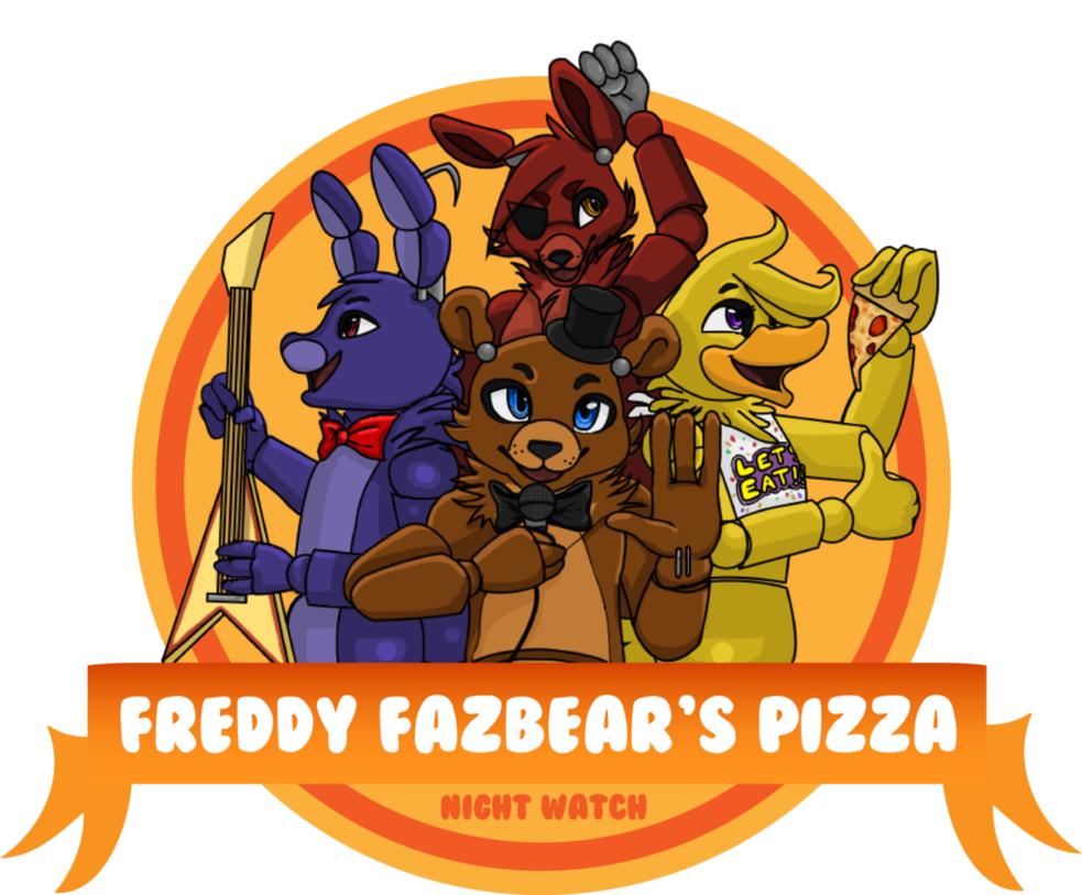Freddy Fazbear S Pizza Logo By Chibichocobunny On Deviantart Freddy Fazbear Five Nights At Freddy S Freddy