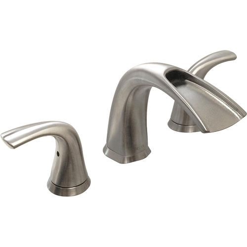 Nyla 8 in. 2-Handle High Arc Open Channel Spout Bathroom Faucet ...