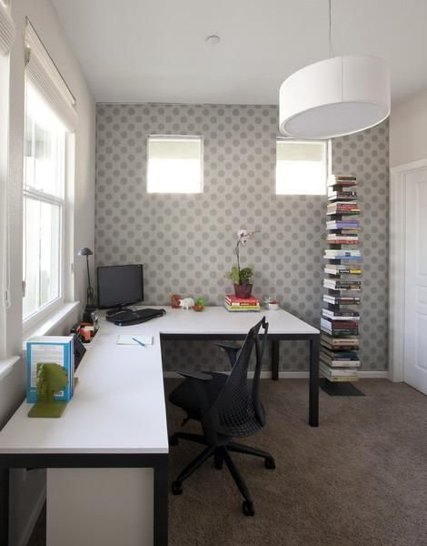 office space saving ideas. Space Saving Ideas And Furniture Placement For Small Home Office Design   Pinterest Designs, Spaces