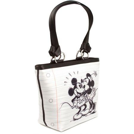 disney harvey bag | Disney Harveys Bag - Carriage Ring Tote - Mickey & Minnie in Love
