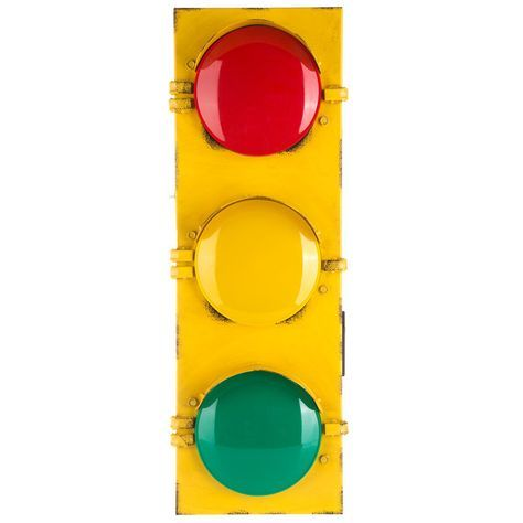 Flashing Traffic Light Wall Decor Nemo Bed Room Pinterest - Traffic light for bedroom