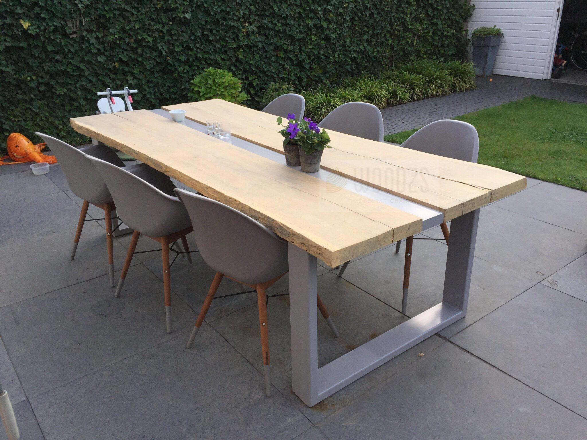 Outdoor Tisch Hybrid By Woodzsde Komplett Auf Maß Erhältlich