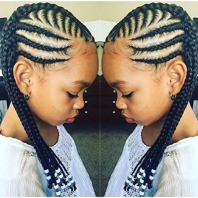 Kid Hair Little Girls Rock Pinterest African