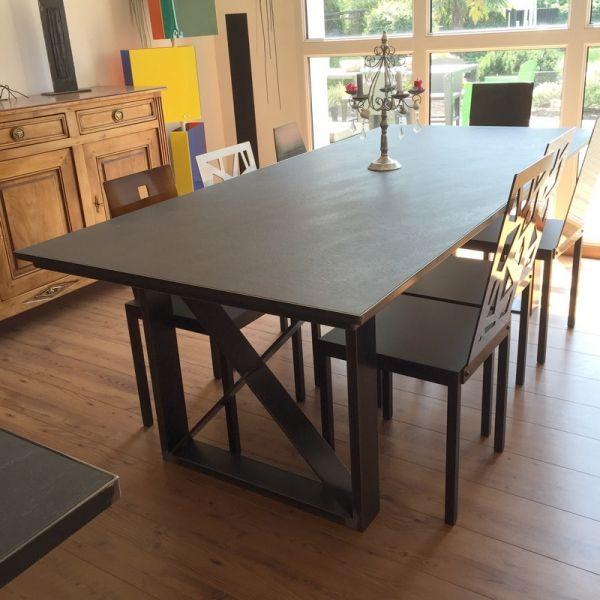 table salle à manger ceramique | table, salle et idéal