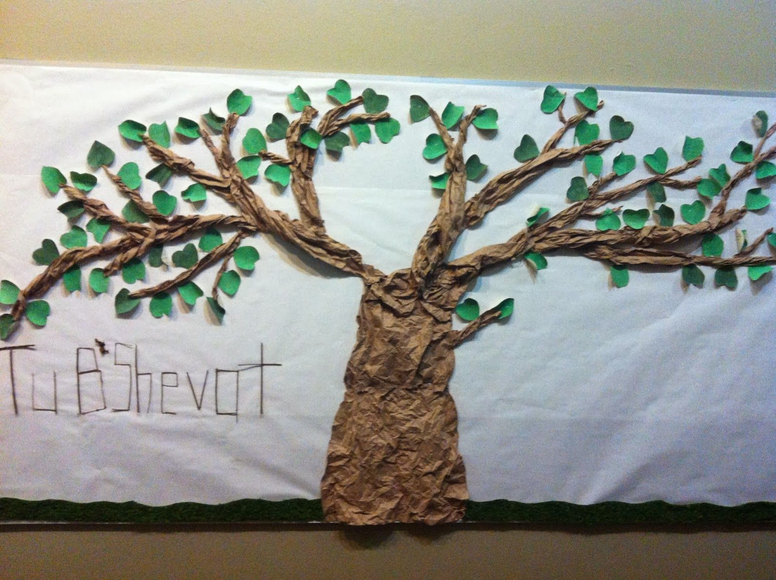 Rolled Paper Tree Paper Tree Tree Wall Tree