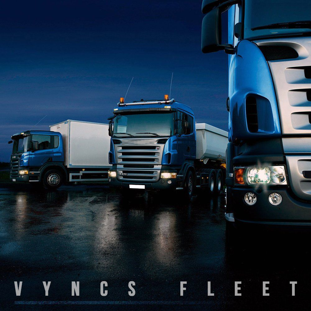 Vyncs Fleet Truck engine, Trucks, Engineering