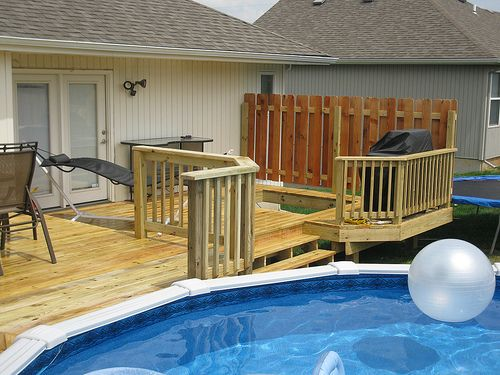 17 Best images about Pools on Pinterest | Decks, Ground pools and Search