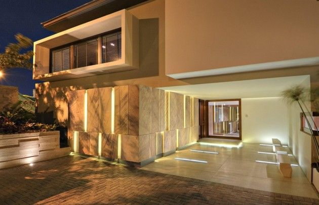 Casa Val by Jaime Rouillon Arquitectura » CONTEMPORIST