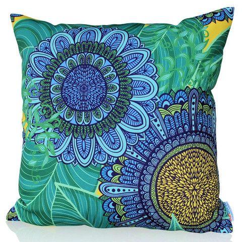 Sunburstoutdoorliving Com Blue Candy Cushion Cover
