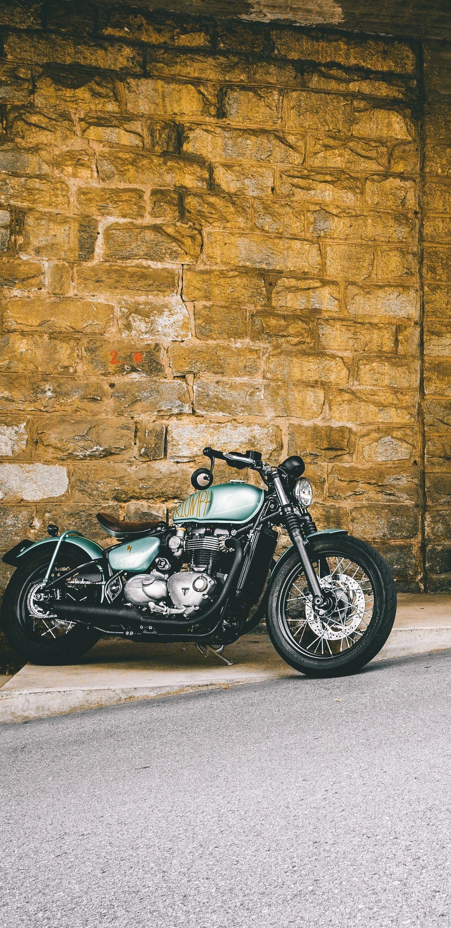 Motorcycle Street 1440x2960 Wallpaper Motorcycle Wallpaper Motorcycle Bobber Motorcycle