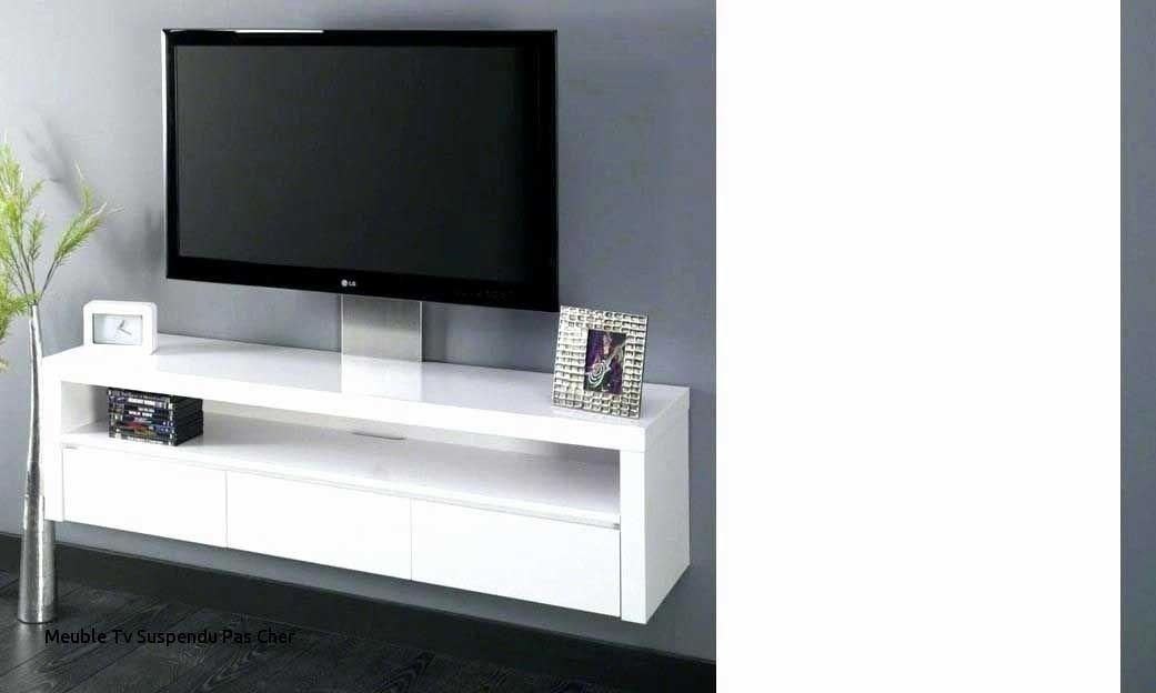 Beau Meuble Tv Pas Cher Blanc Flat Screen Flatscreen Tv Tv