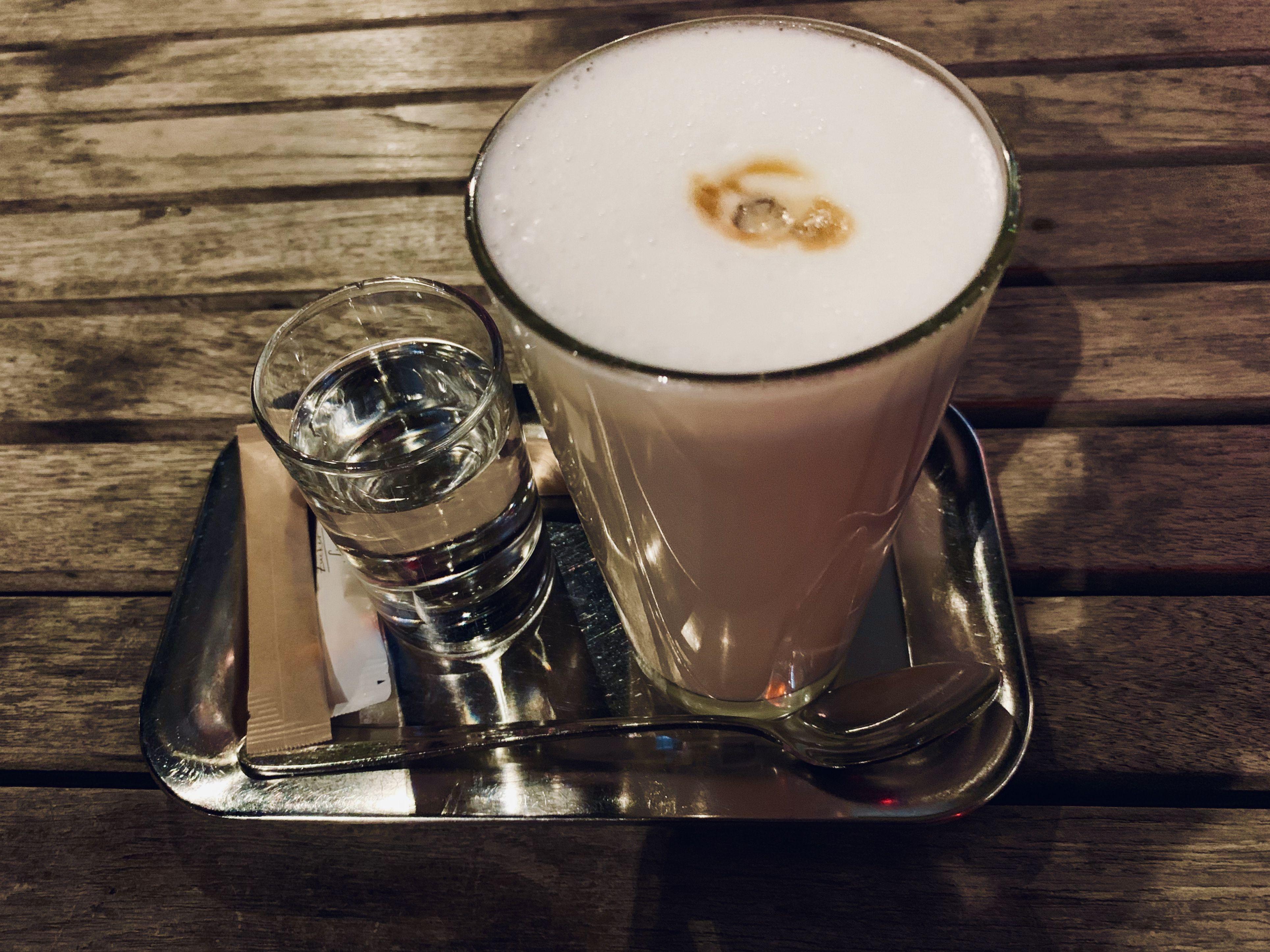 Coffee  #lattemacchiato