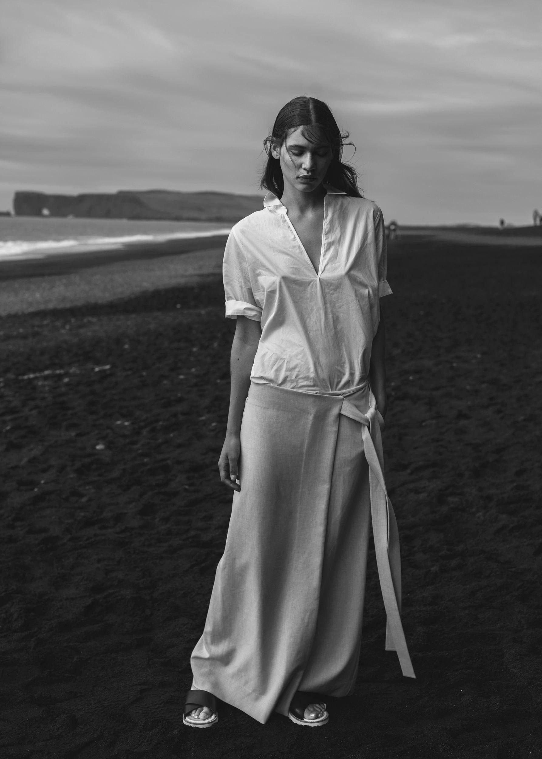 Kaya Wilkins By Janne Rugland Tasty Blacks Muse Fashion Photography Photographs High