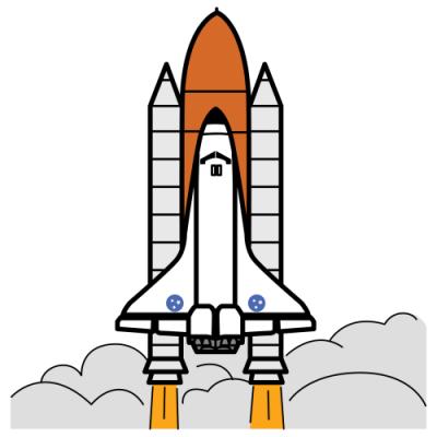 nave espacial | dibujos | Pinterest | Espacio, Salvar la Tierra y ...