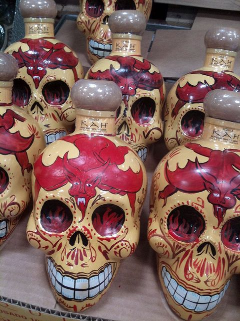 skull kah tequila 画像あり