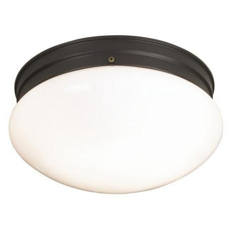 Mushroom Bronze 10 7 8 Wide Ceiling Light Fixture 69350 Lamps Plus Ceiling Lights Light Fixtures Bronze