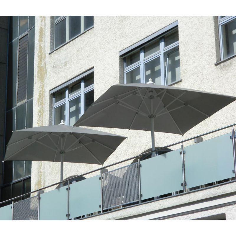 Bahama Event Sonnenschirm Membranausfuhrung Modern 250 250 Cm Terassenideen Sonnenschirm Outdoor Dekorationen