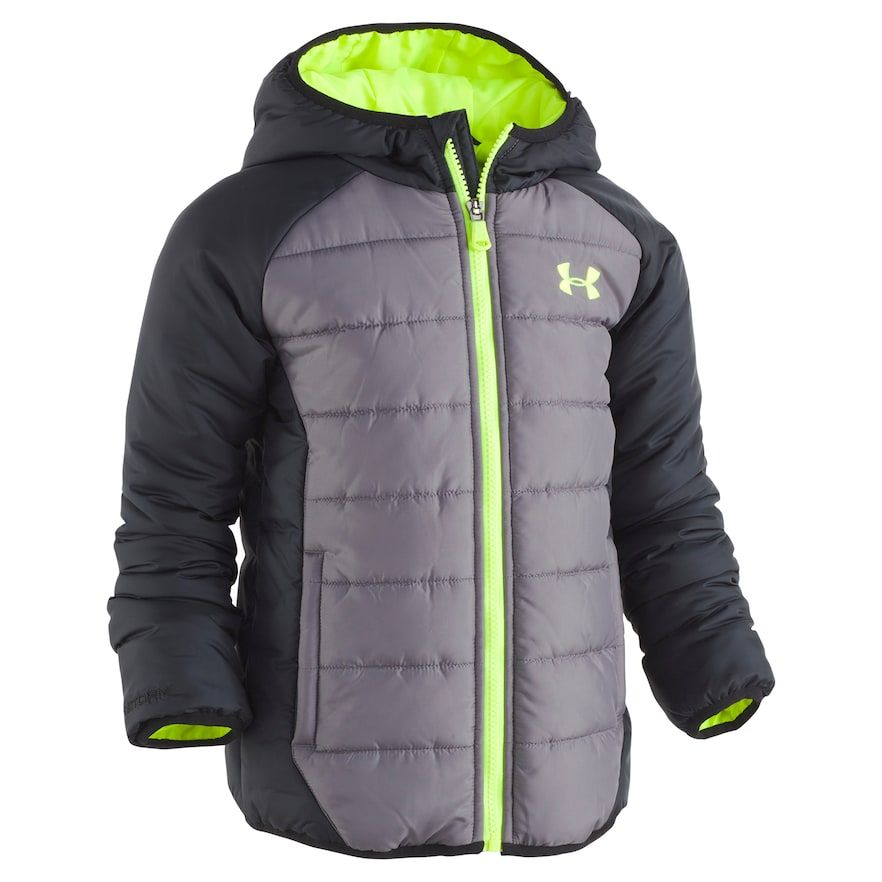boys under armour winter coat