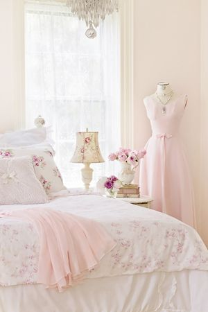 Ideas Para Decorar Tu Casa Con Estilo Shabby Chic Shabby Bedrooms - Decoracion-shabby-chic-vintage