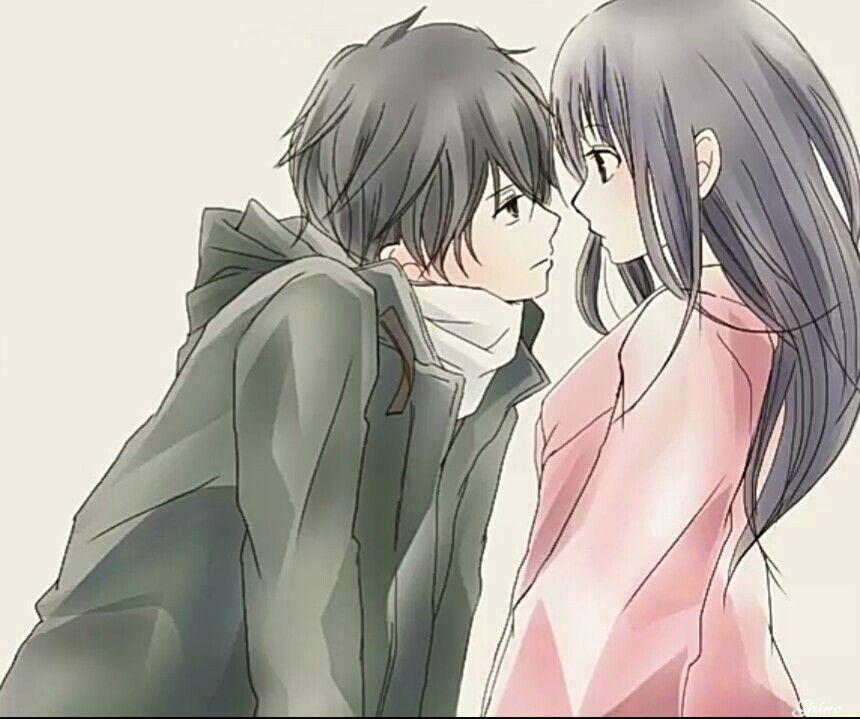 Kawaii Couple Casal Anime Anime E Casal Manga