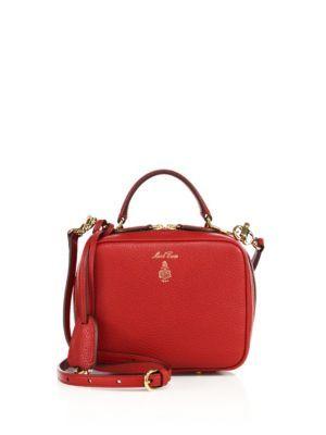25ab1d1c3038 MARK CROSS Laura Baby Leather Camera Bag.  markcross  bags  shoulder bags