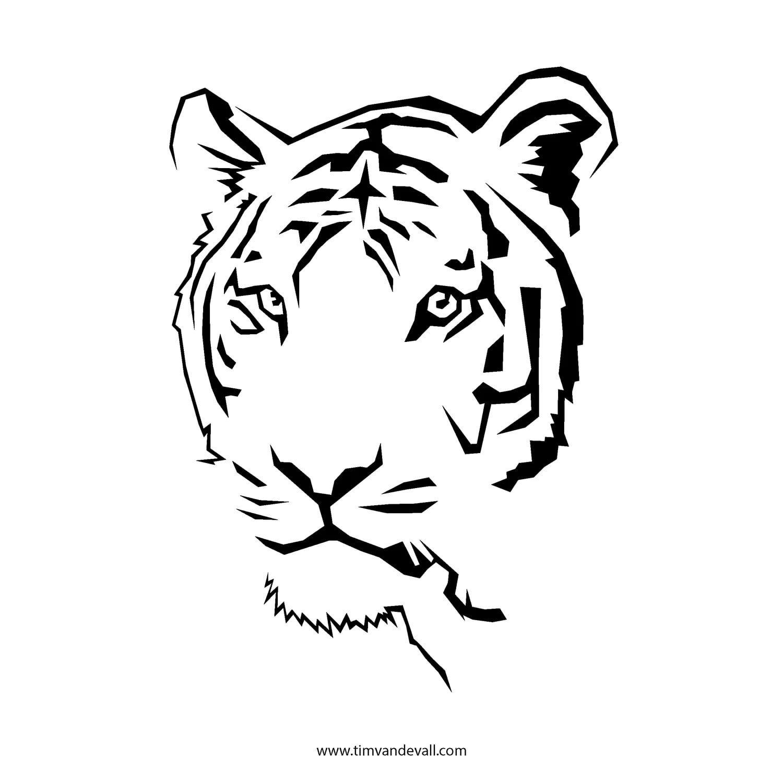 Черно белый эскиз тату с цветами: Тигр Черно Белый Эскиз: 9 тыс изображений найдено в Яндекс