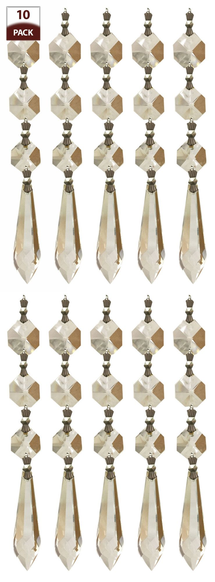 Chandelier replacement crystal prism icicle u drop products chandelier replacement crystal prism icicle u drop arubaitofo Gallery