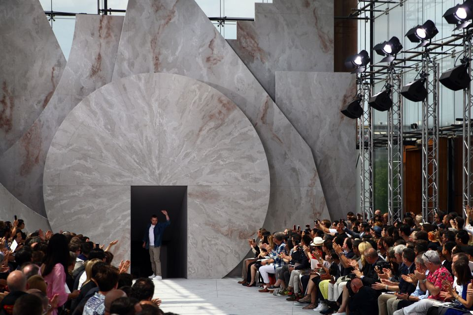 Louis Vuitton Spring/Summer 2015 Show -