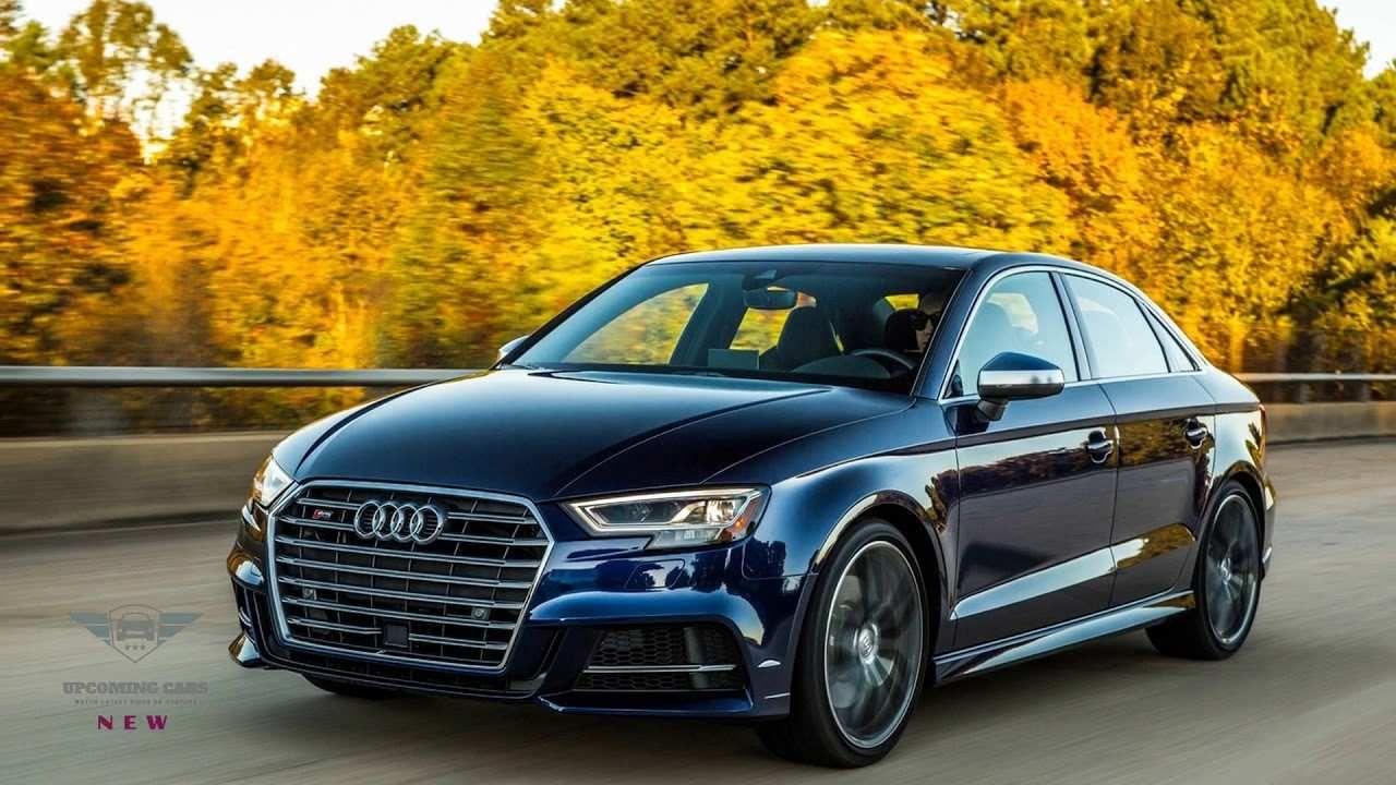 2020 Audi A3 , S Audi A3 Mk4 Sportback Sedan & S3 Rs3 2020