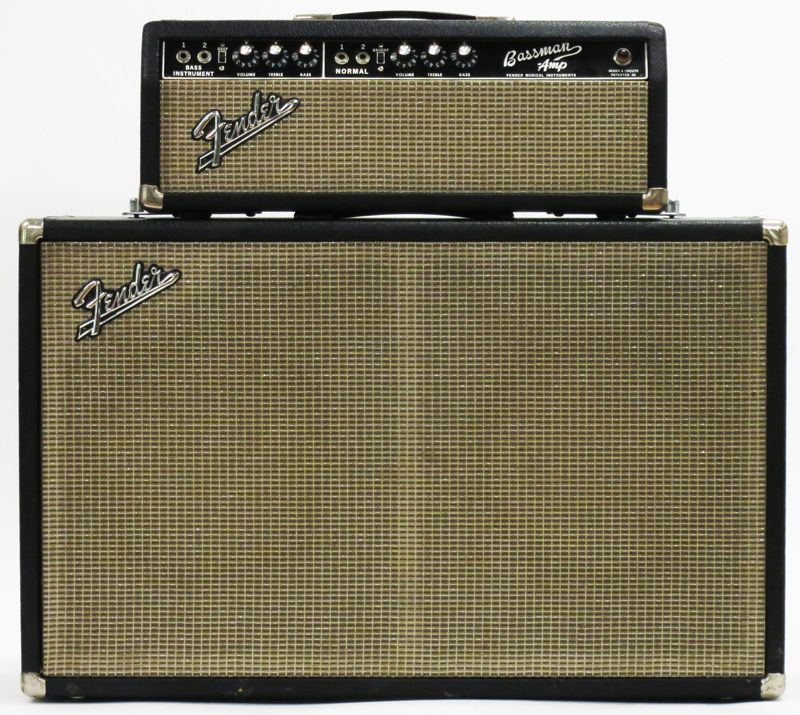 1966 fender bassman used to have one of these guitars bass amps electric guitar amp. Black Bedroom Furniture Sets. Home Design Ideas