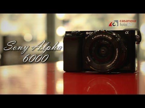 Nueva Sony α6000. Toma de contacto