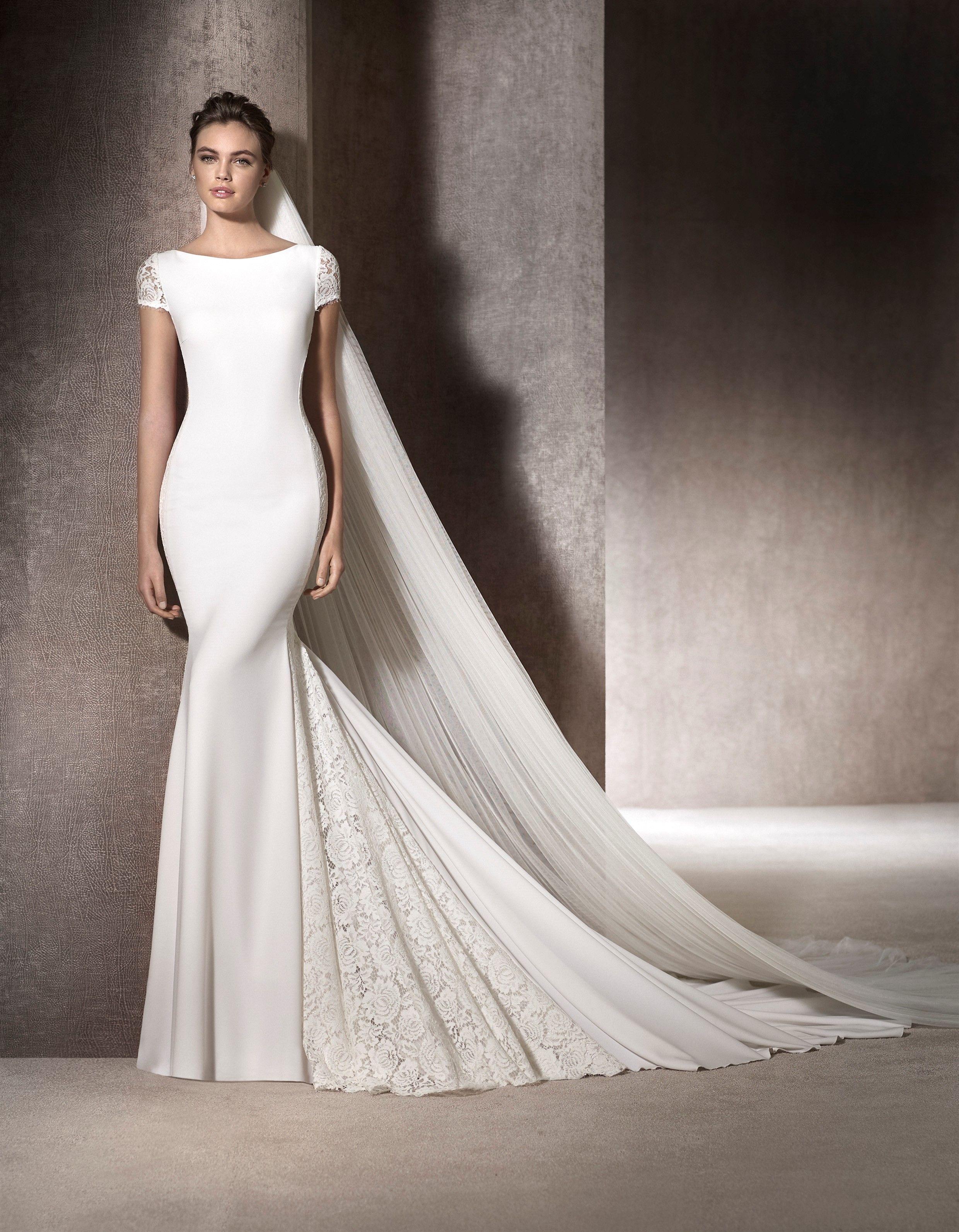 Wedding Dress Stratford San Patrick Mailena Fitted Wedding Dress Cocktail Dress Wedding Wedding Dresses