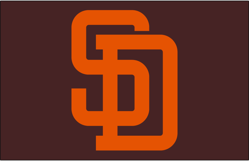 San Diego Padres Cap Logo San Diego Chargers Logo San Diego Padres San Diego Basketball