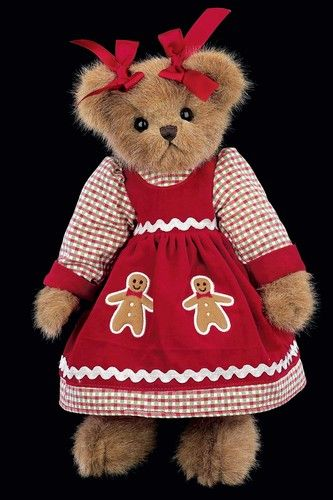 Bearington Bears Cookie Christmas Teddy Bear Teddy Bear Teddy Bear Picnic