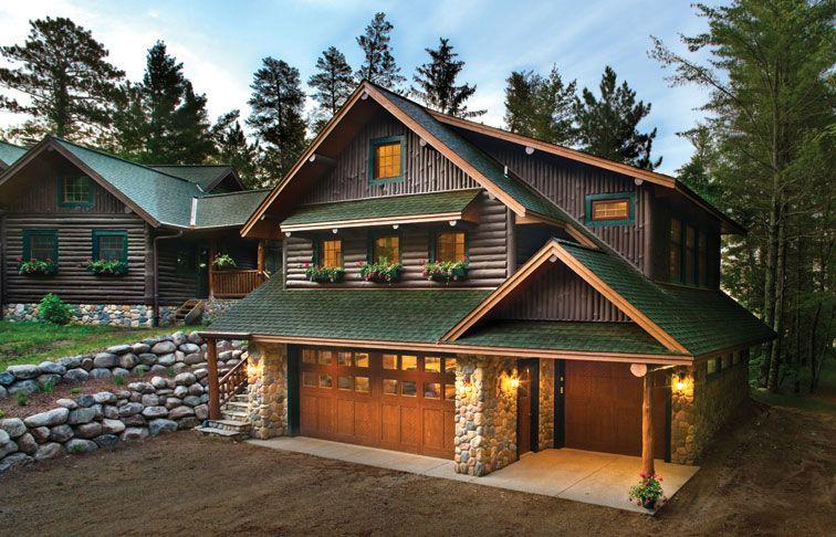Garage Door Pictures From Great Northern Door Alaska House