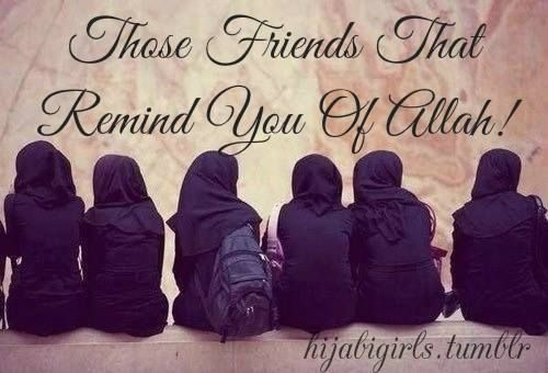 #friends #Forever #remind #Allah #Islamic Quotes #islam