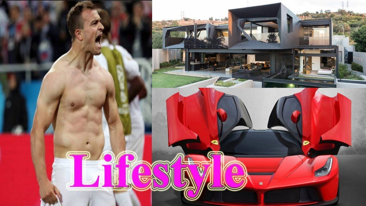Xherdan Shaqiri Lifestyle Family House Cars Net Worth Income Xherd Lifestyle Sneakers Nike Sneakers