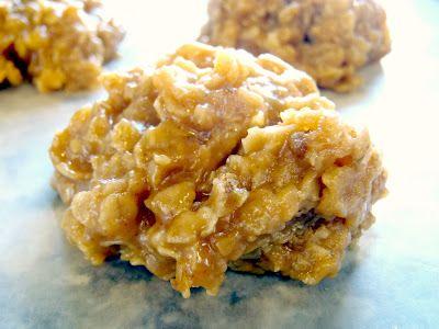 pumpkin spiced no bake cookies
