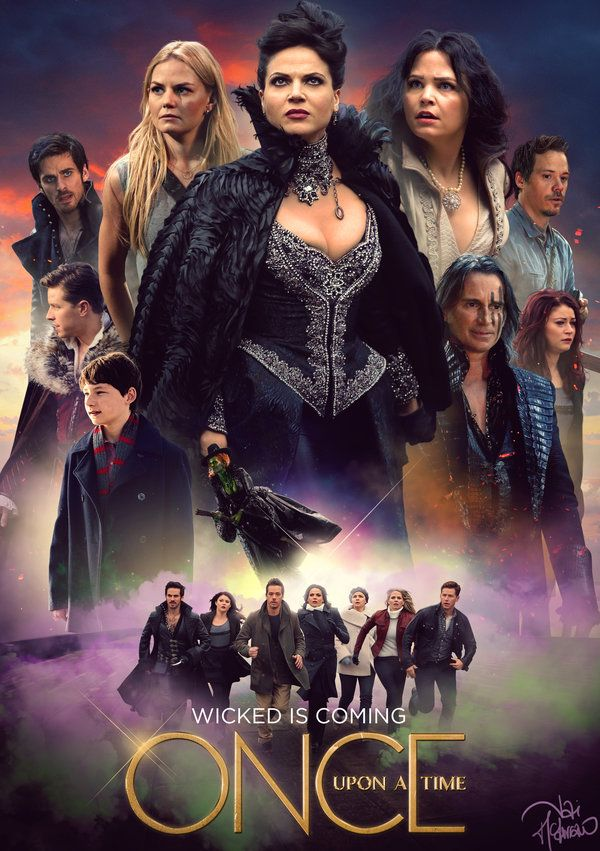 Once Upon A Time S3 Poster By Jaimcferran On Deviantart Once Upon