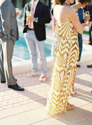 c704a0f1be0a Simple + Chic Palm Beach Wedding from Jessica Lorren - Elizabeth ...